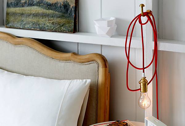 am crazy about pendant lights because they are uber versatile and. Black Bedroom Furniture Sets. Home Design Ideas