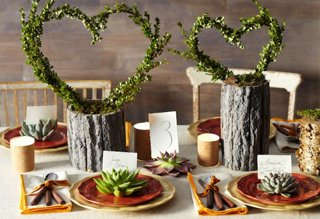 Rustic Wedding Centerpiece One Kings Lane Our Style Blog