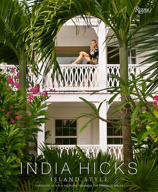 India's latest book, which came out this spring, is filled with stories and a behind-the-scenes look at how she and David pull together their stylishly laid-back abodes.