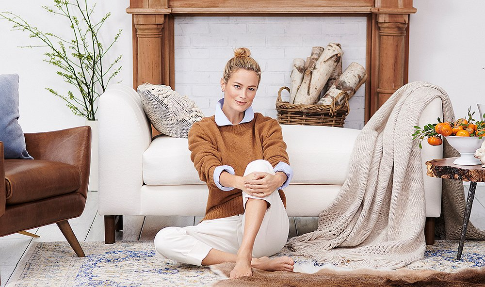 How Carolyn Murphy Lives Her Style