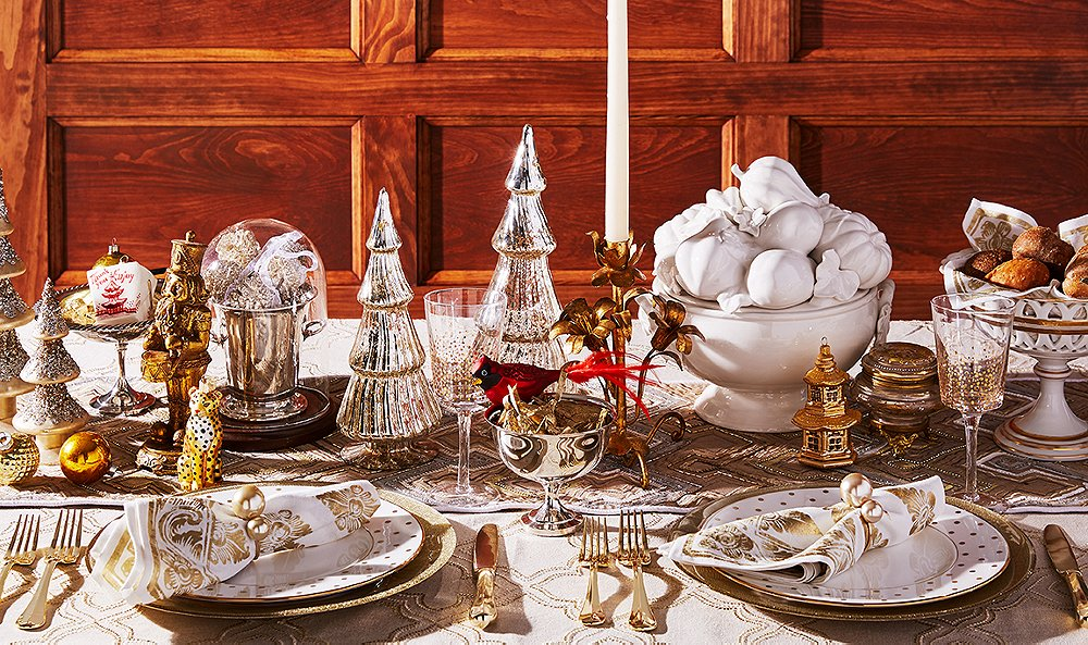 4 Ways to Dress Your Holiday Table