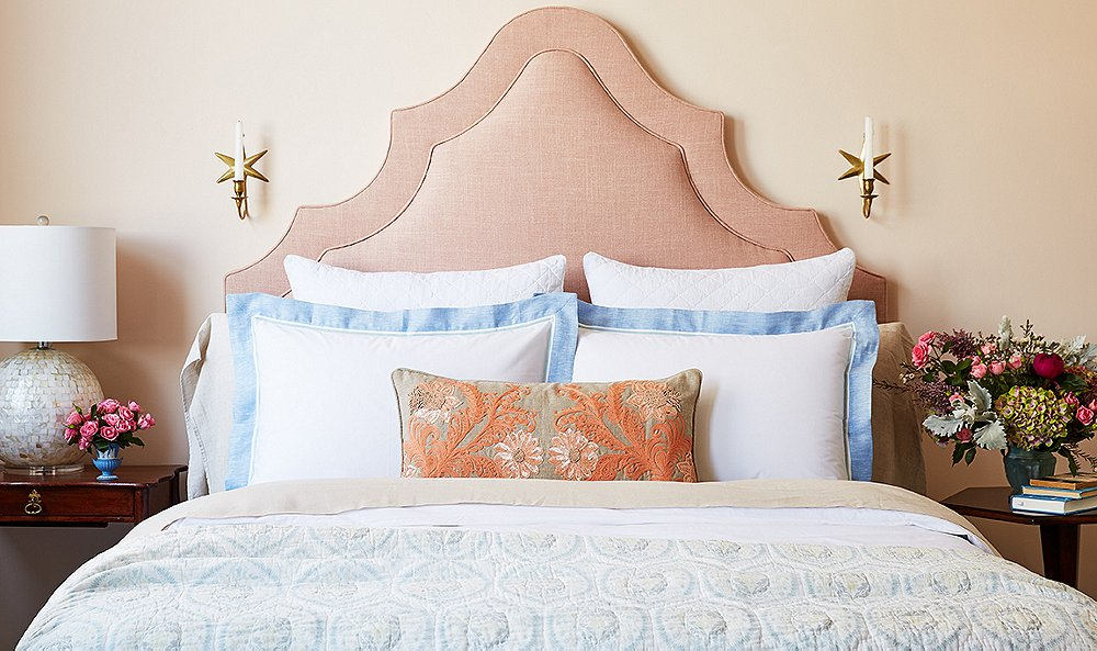 Find Your Perfect Bed Pillow Arrangement -- One Kings Lane