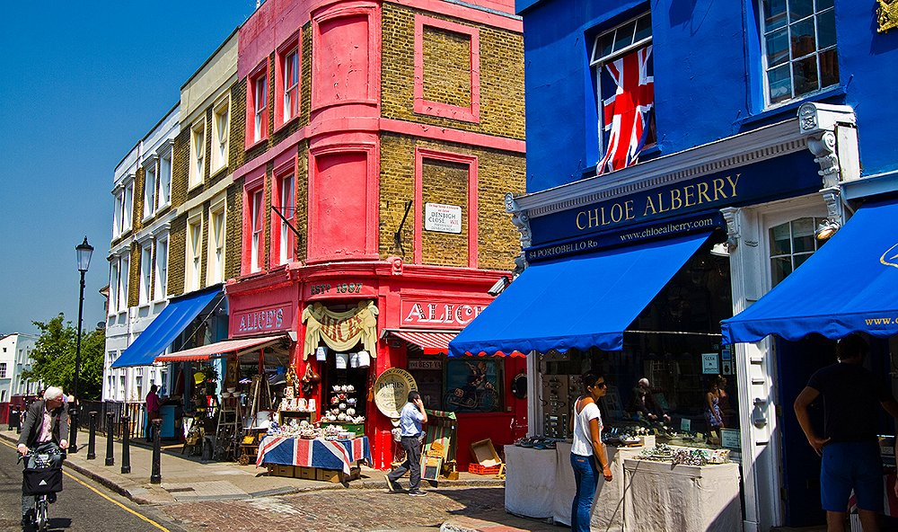A Guide to London's Antiquing Scene