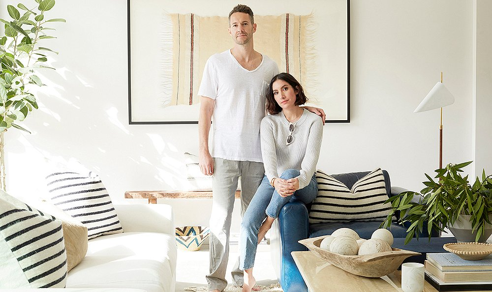 Our Living Room Makeover for a Hip Los Angeles Power Couple