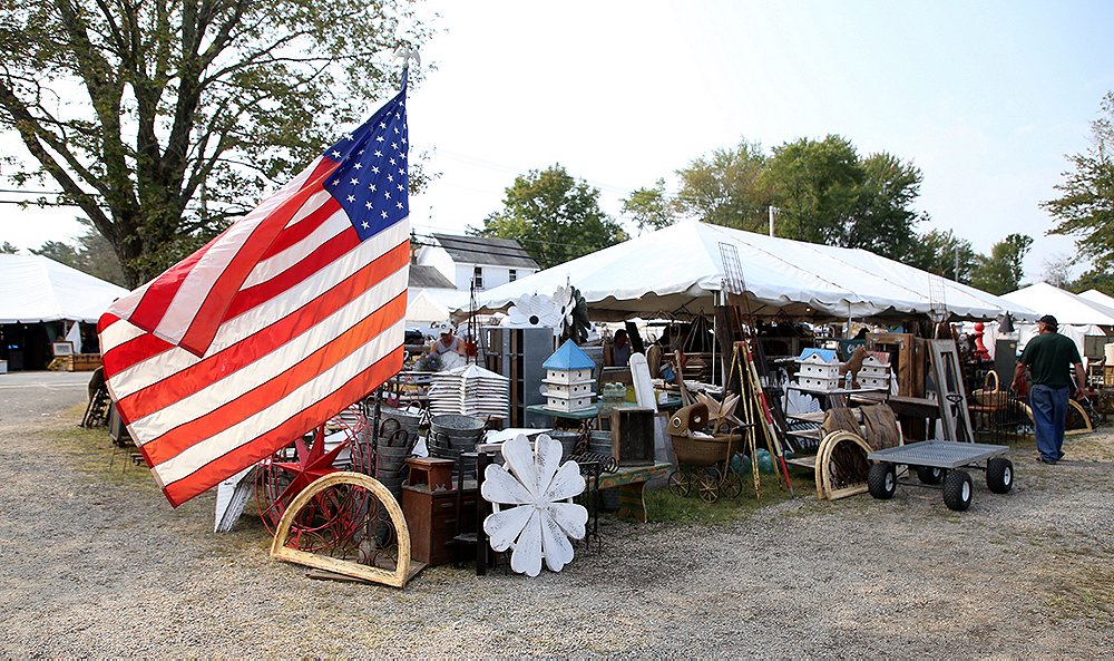 The Insider's Guide to Shopping the Brimfield Antique Show