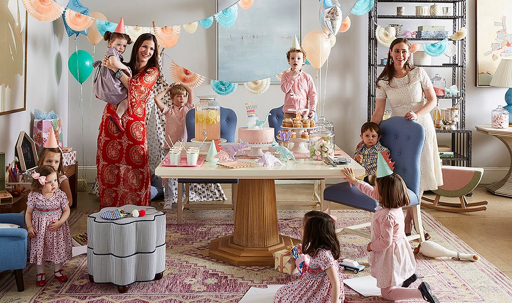 Two Design-Industry Moms on Stylish Entertaining for Kids