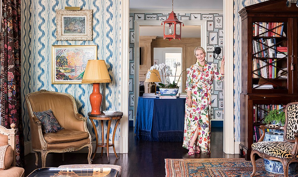 Tour a Home Teeming with Sumptuous Southern Style
