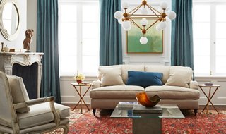 How to Make Contemporary Furnishings Work Anywhere