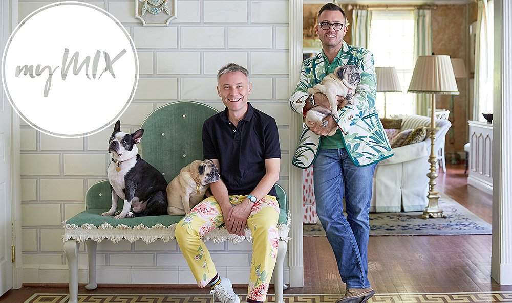 How the Men of Madcap Cottage Live Their Style