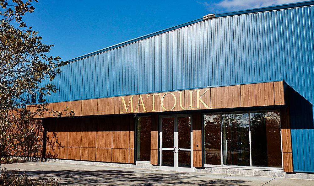 Step Inside the Matouk Bedding Factory in Massachusetts