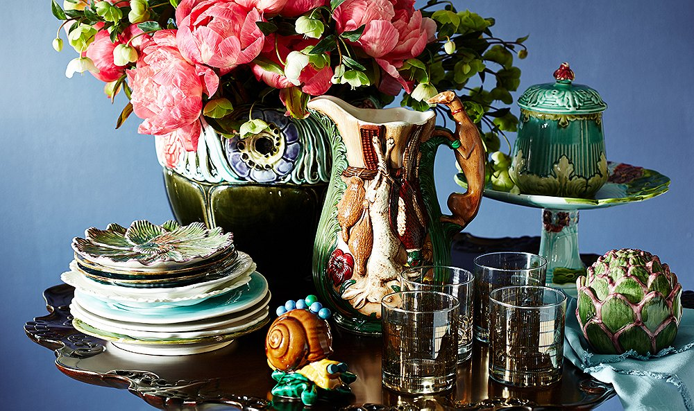 Discover Why Majolica Is a Must-Have Collector's Item