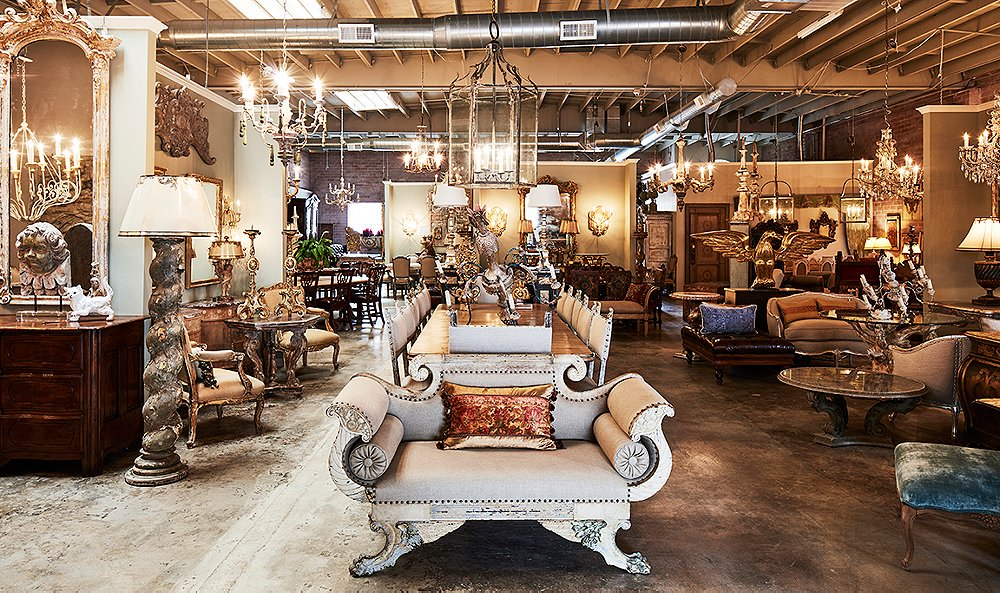 Vintage Dealer Spotlight: Melissa Levinson Antiques