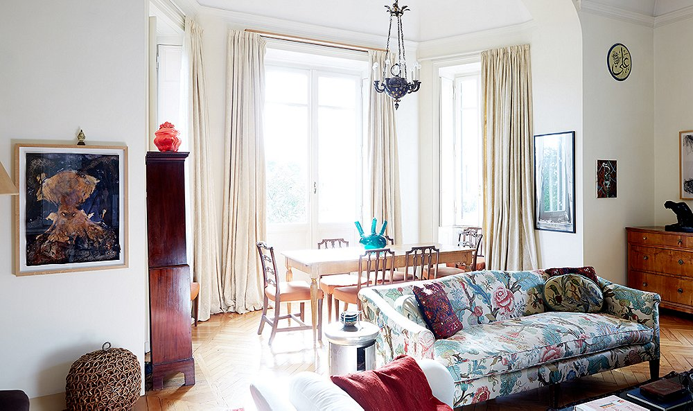 Inside a Dream Roman Apartment with Tons of Personality