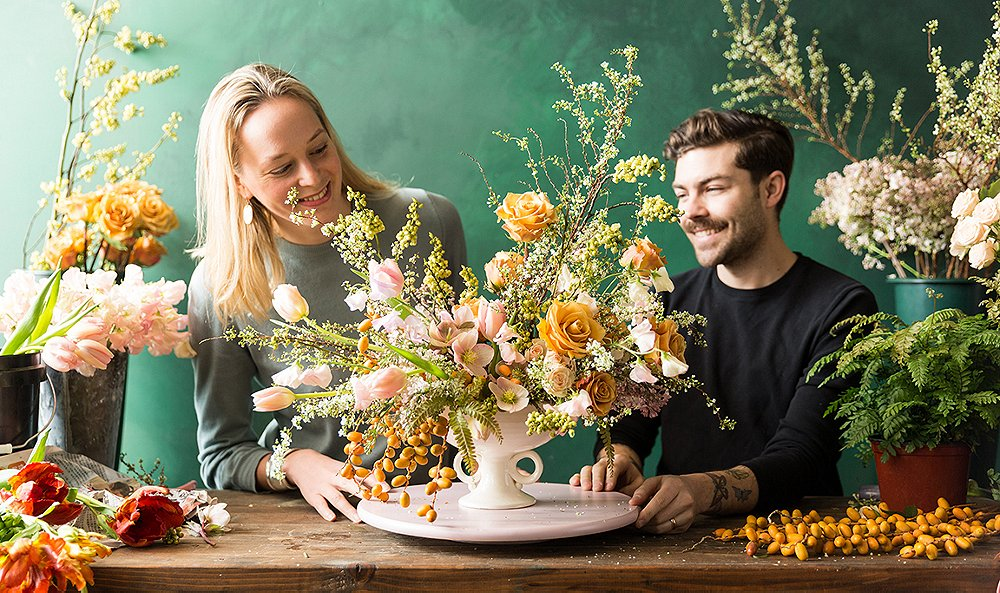 Stunning Flower Arrangements You Can Do Yourself