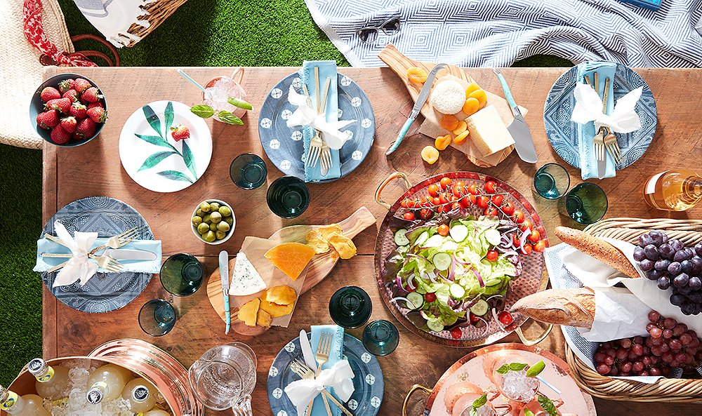 Why Melamine Tableware Is a Spring and Summer Essential