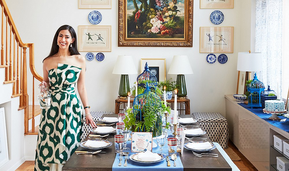A Double-Duty Dining Room Makeover for Entrepreneur Stephanie Nass