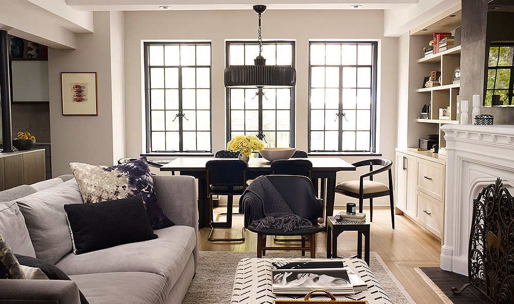 Tour a NYC Apartment That Proves the Simple Beauty of Black, White, and Gray