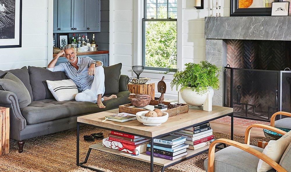 Tour a Model-Turned-Designer's Scandinavian-Inspired Hamptons Home