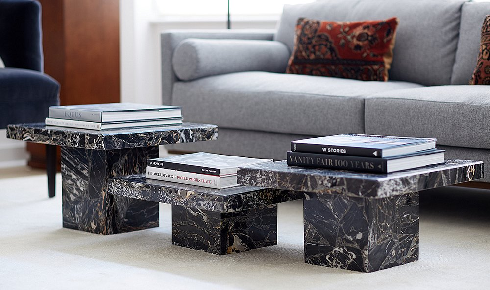 6 unconventional takes on the traditional coffee table With unconventional coffee tables