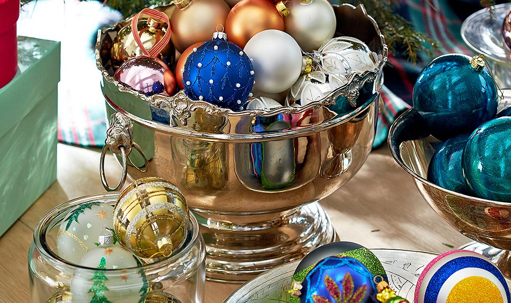 6 Creative (and Easy!) Ways to Decorate with Ornaments
