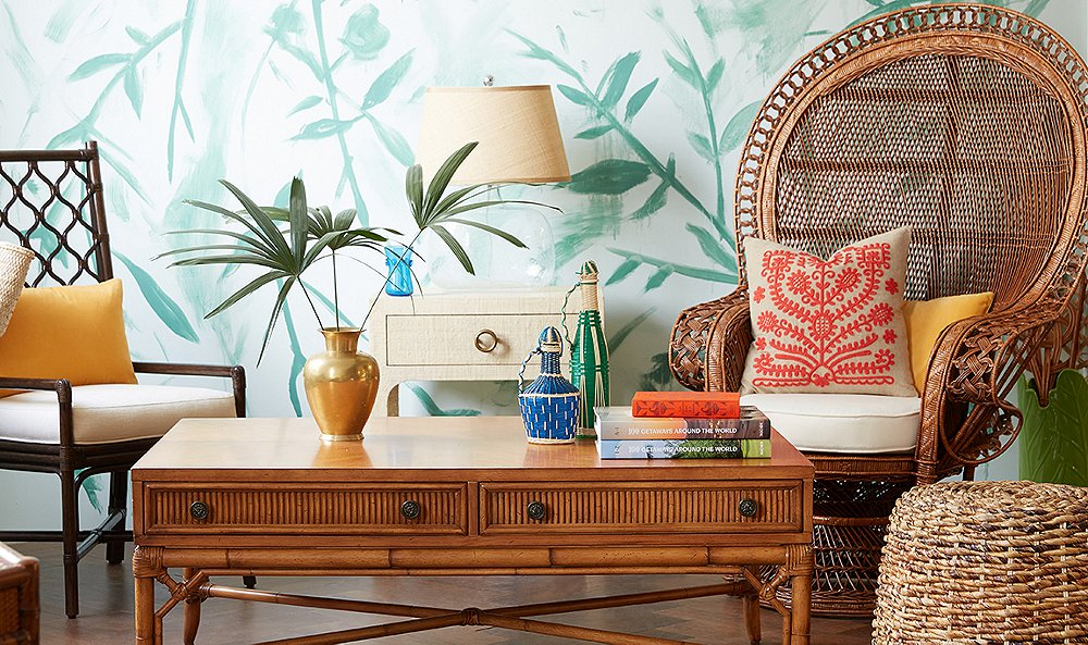 Spotlight on Wicker, Rattan & Raffia