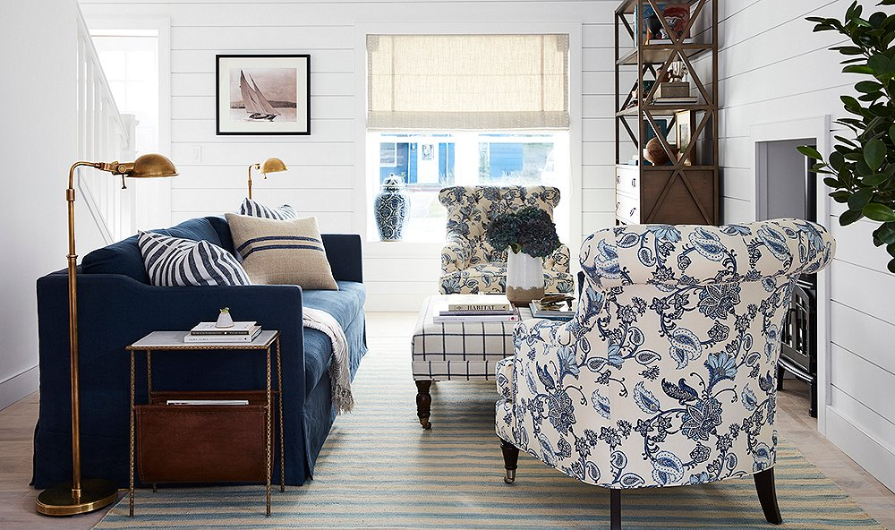 A Blogger's Nautical-Inspired Home Makeover