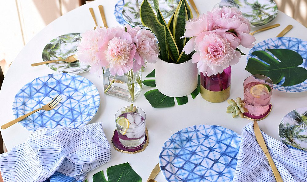 How to Set a Summer Table the #MyOKLObsession Way