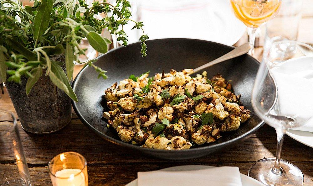 The Recipe That Will Make Cauliflower a Favorite