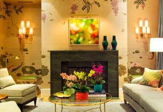 Tips for Lighting Your Artwork & How to Light Artworku2014Live.Love.Home. azcodes.com