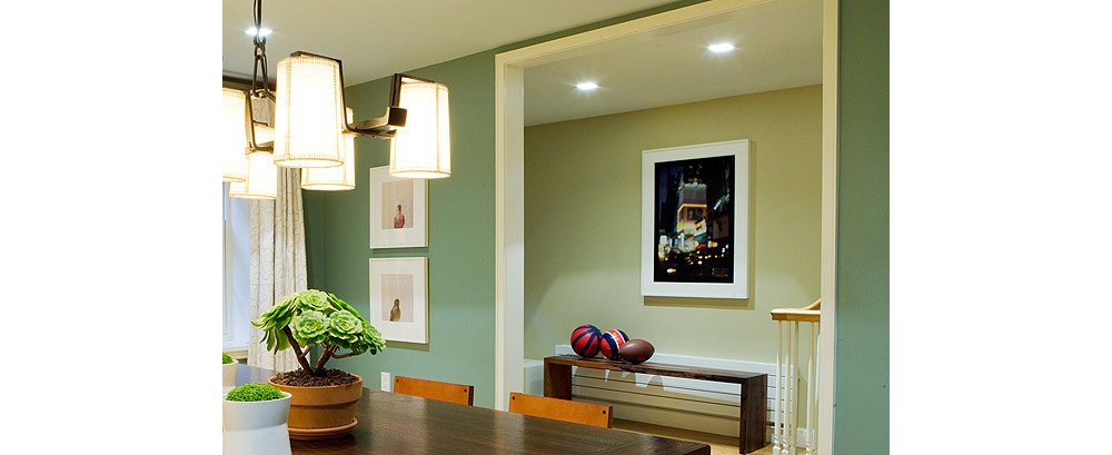 how to light artwork live love home