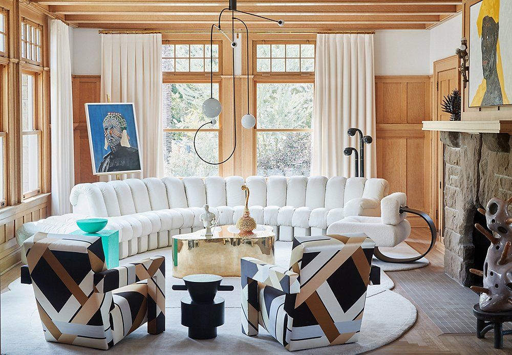 History Meets Modern Affinity in Los Angeles
