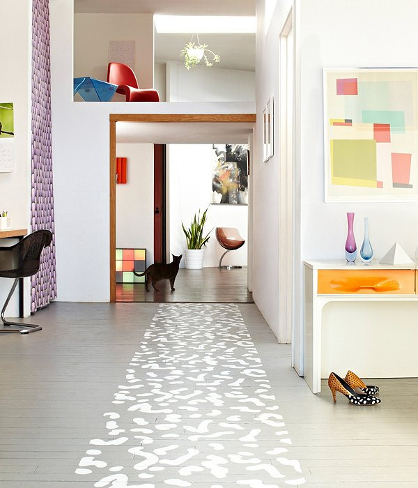 Top Your DIY Guide to Redoing Hardwood Floors with Paint DN77
