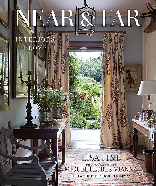 Near & Far: Interiors I Love will be available this month.
