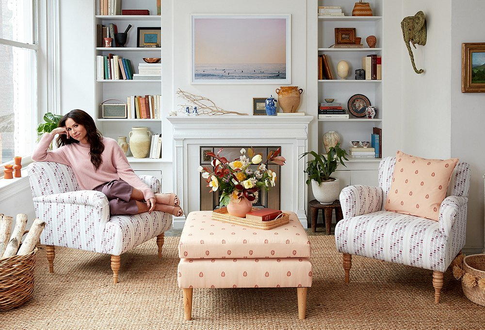 Introducing Minnie Driver English Living for One Kings Lane