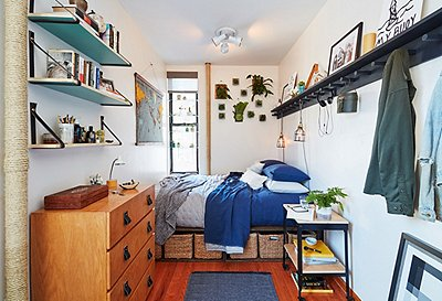 Superb Small Spaces Archives One Kings Lane Our Style Blog Beutiful Home Inspiration Xortanetmahrainfo