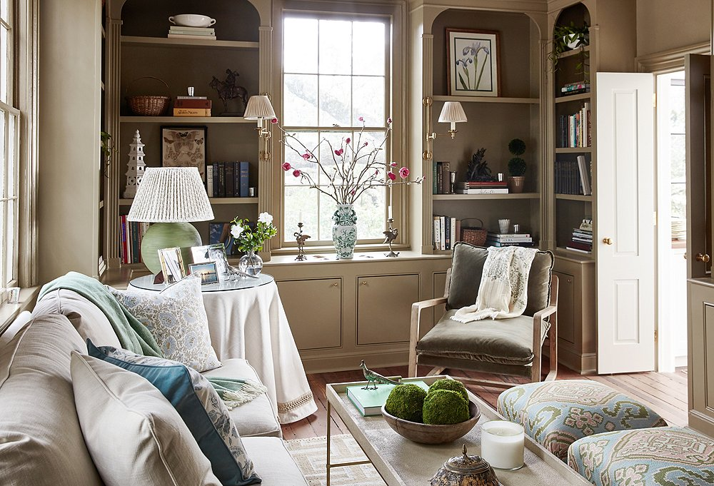 How to Bring Home English Cottage Charm