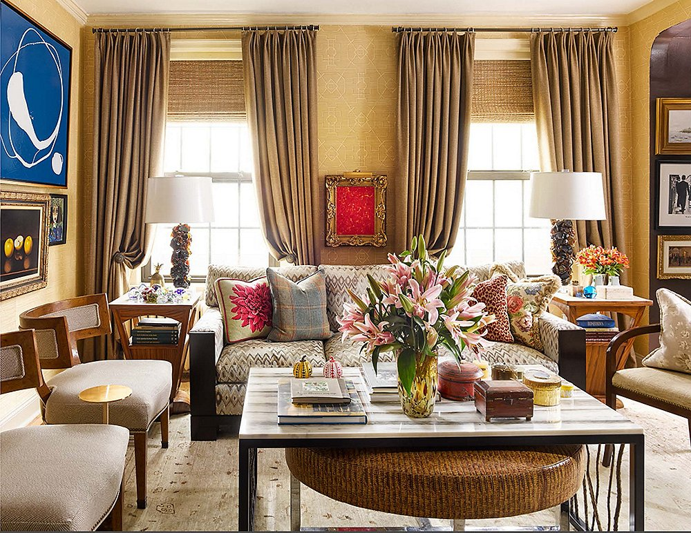 Inside a Designer's Collected, Character-Filled Manhattan Home