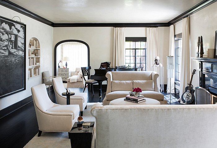 south shore decorating blog the hot new trim trend and. Black Bedroom Furniture Sets. Home Design Ideas