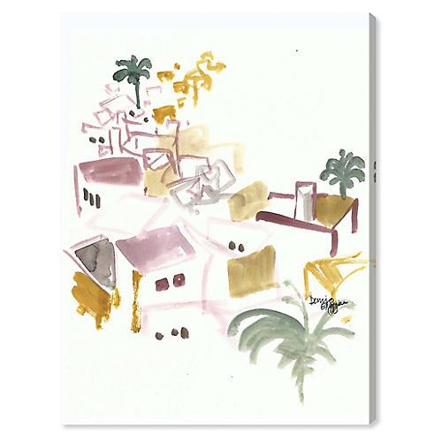 Denise Elnajjar, Roof Tops in Ibiza