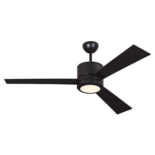 Vision Ceiling Fan, Oil-Rubbed Bronze