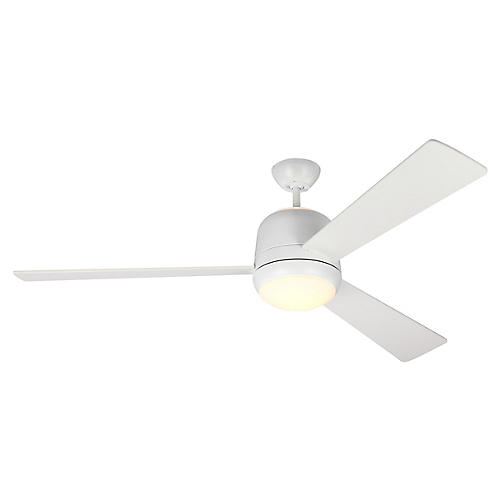 Owen Ceiling Fan, Matte White
