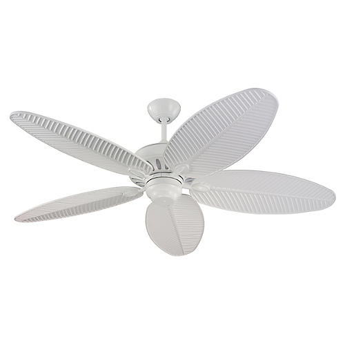Cruise Ceiling Fan, White