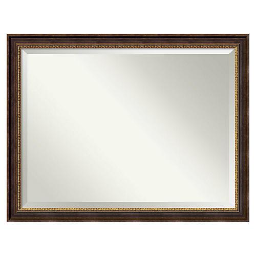 Veneto Wall Mirror, Black