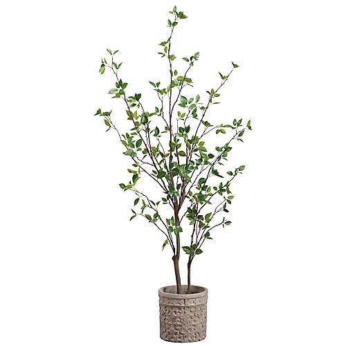 """60"""" Cornus Tree, Faux"""