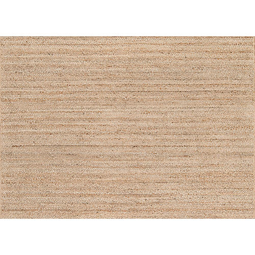 Waltham Jute Rug, Brown