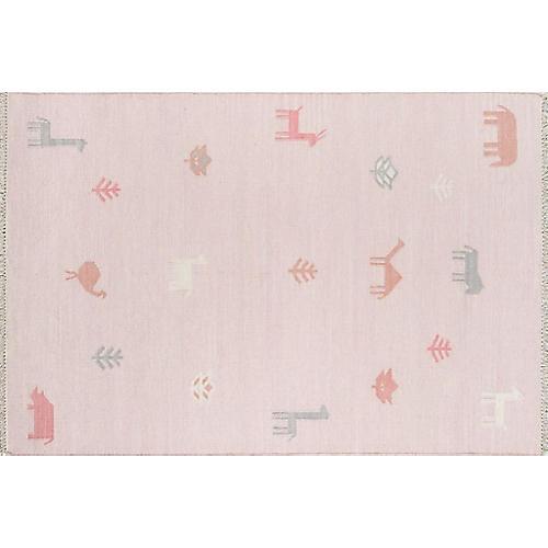 Porter Rug, Pink