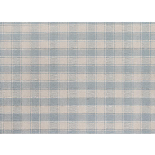 Charles Rug, Light Blue