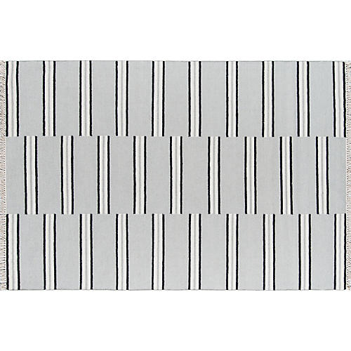 Thompson Union Rug, Gray