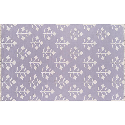 Thompson Grove Rug, Lilac