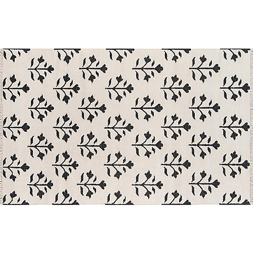 Thompson Grove Rug, Ivory